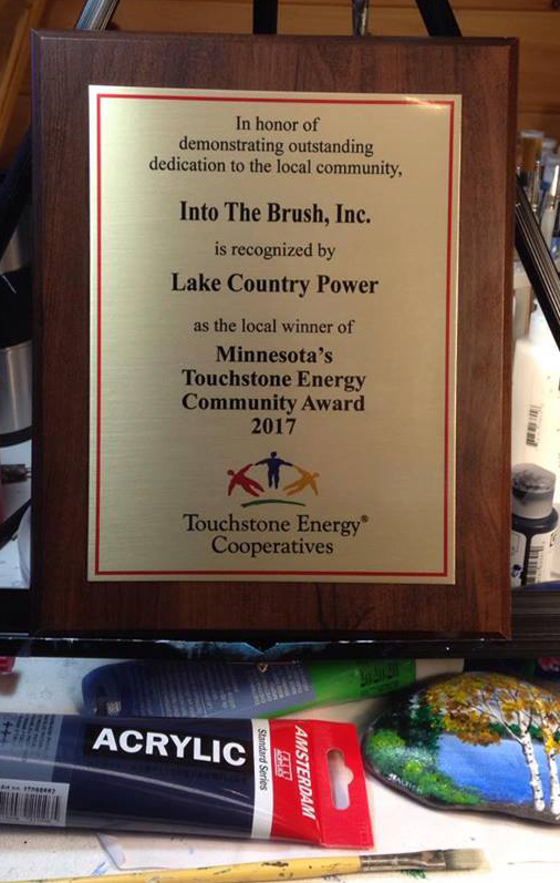 Touchstone Energy Community Award