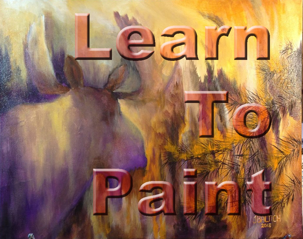 Learn To Paint - Pagami