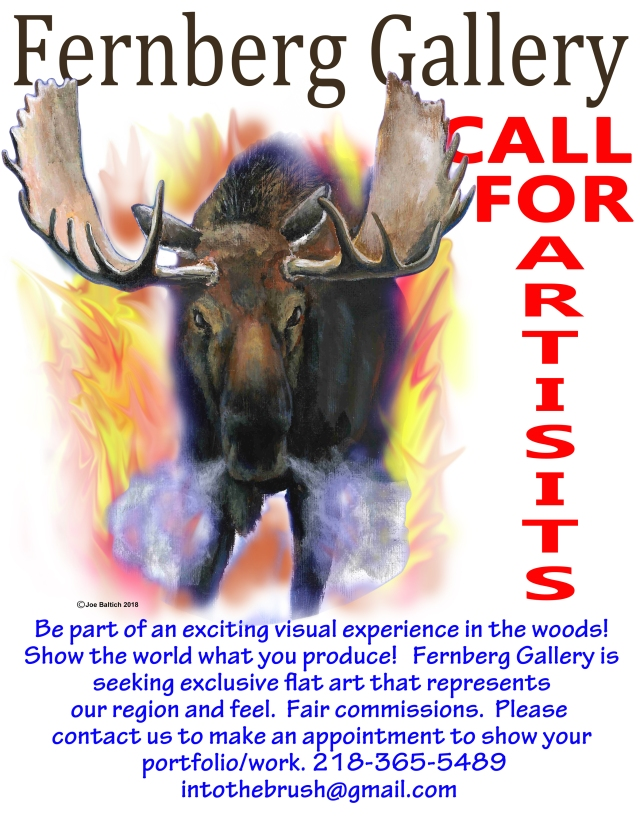 fernberg gallery artist call